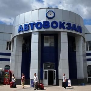 Автовокзалы Бийска