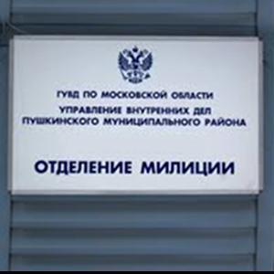 Отделения полиции Бийска