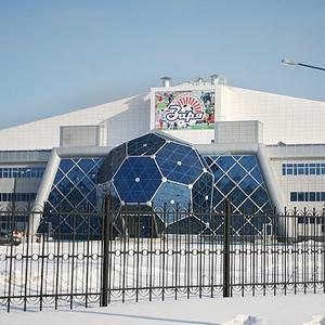 Спортивные комплексы Бийска