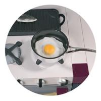 Кафе-бар Камелот - иконка «кухня» в Бийске